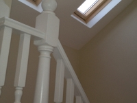 Staircase and Hallway Decoration