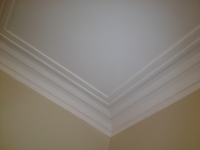 Painting Coving