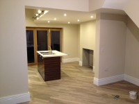 Open plan living area, beverley