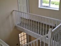 Staircase decoration, flinton