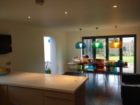 open plan kitchen decorating, newbald