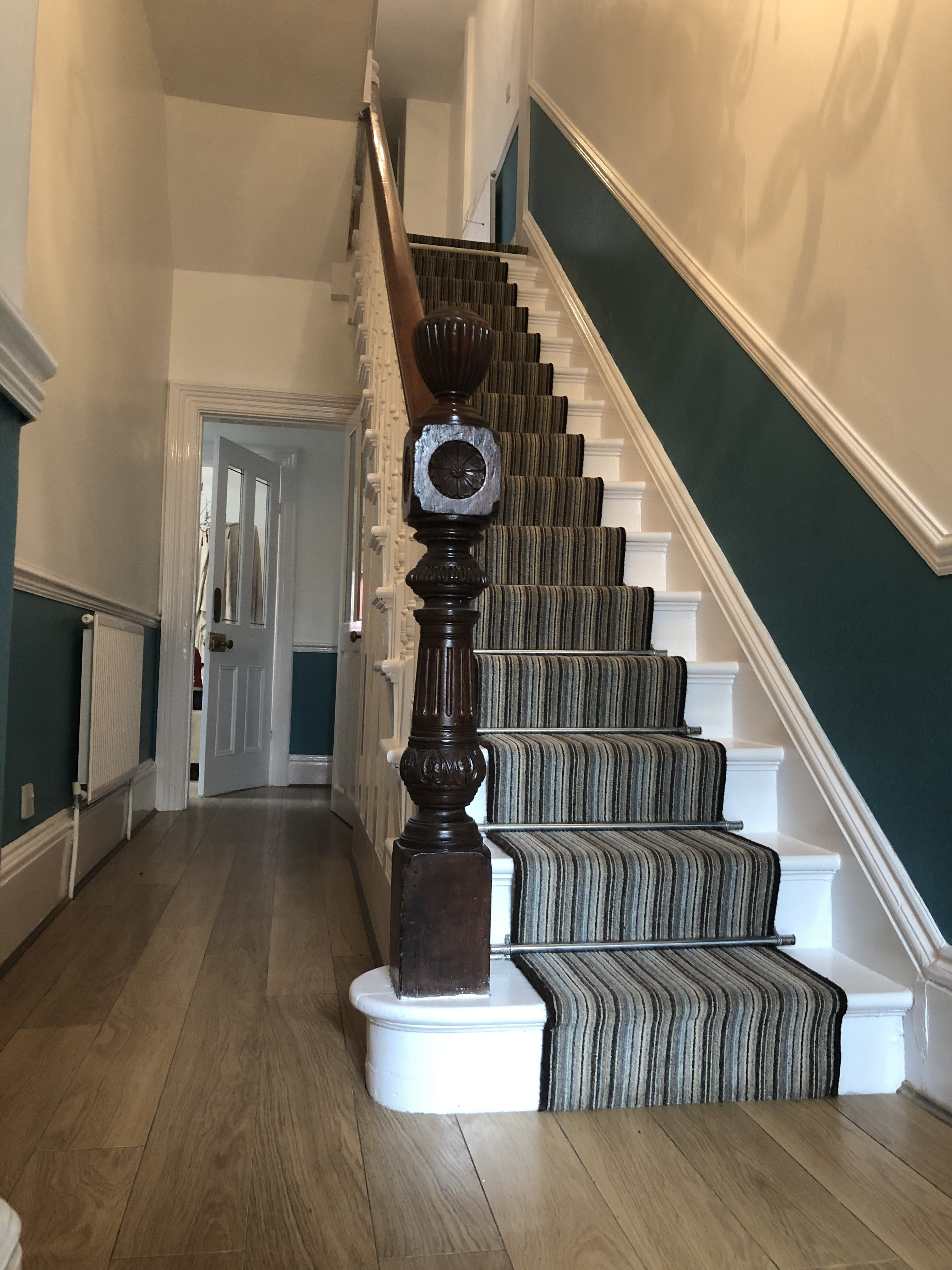 staircase repaint