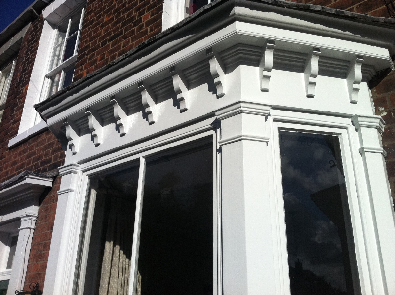 Bay Window Woodwork