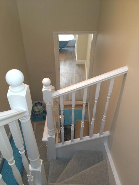 Hallway & Woodwork