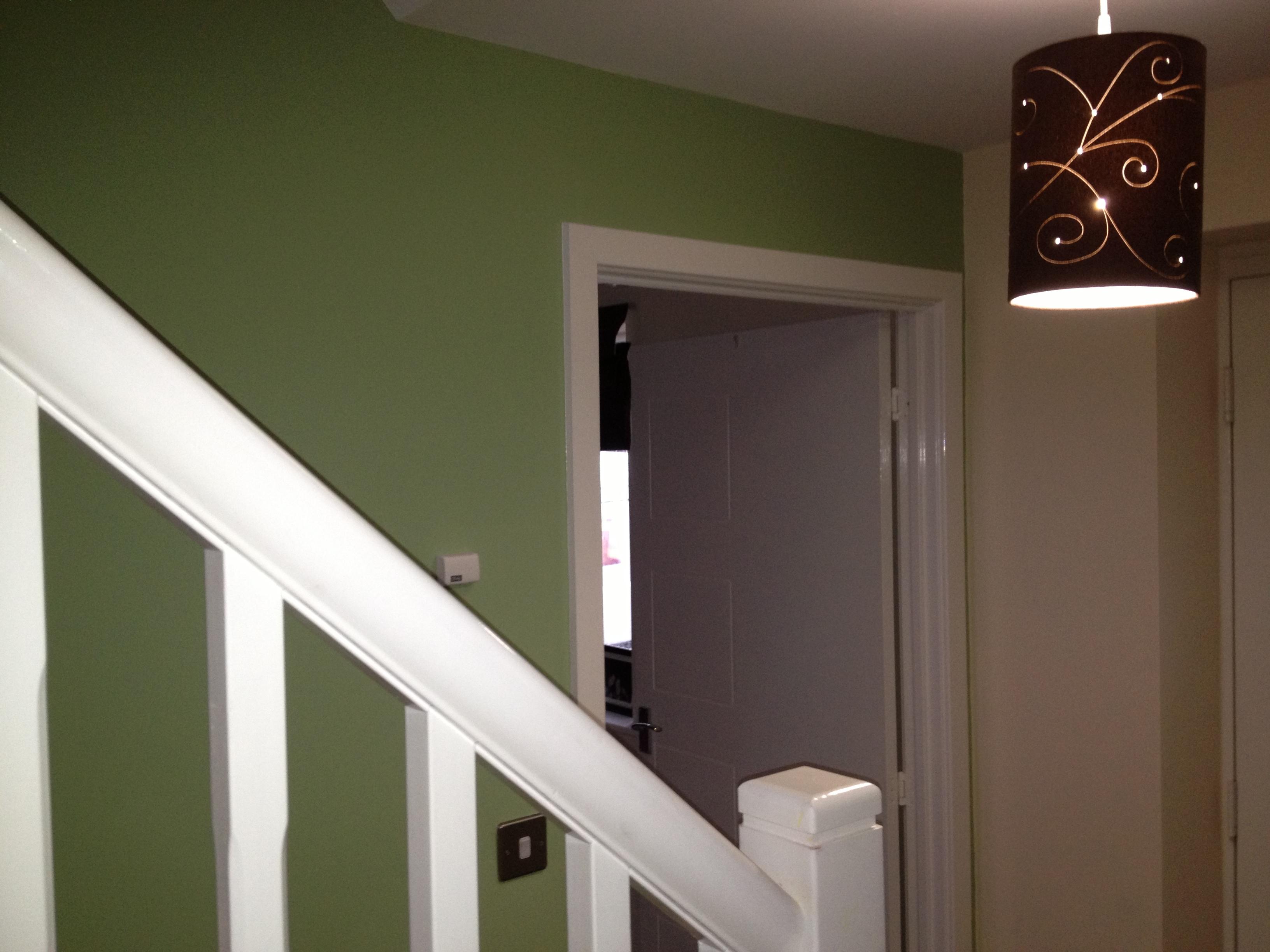 Hallway Paintwork